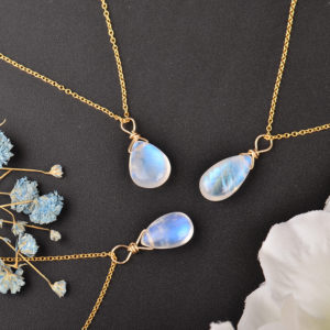 "Moonstone ""Dreams"" Pendant"